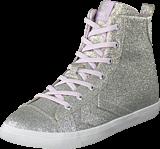 Hummel - Strada Glitter Jr Silver