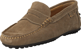 Marstrand - Driving Loafer Sde Sand