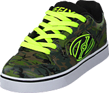Heelys - Heelys Motion Plus Green Camo/bright Yellow