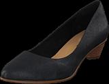 Clarks - Mena Bloom Black Leather