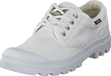 Palladium - Pampa Ox Original White