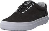 Sperry Topsider - Striper LL CVO Washed Black/white