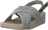 Fitflop - Lulu Cross Shimmer SDL Rainy Day