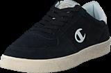 Champion - Low Cut Shoe Venice Suede Black Beauty