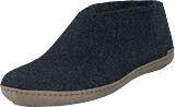 Glerups - Shoe Charcoal
