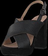 Bianco - Platform Sandal Black