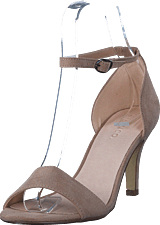 Bianco - Low Basic Sandal Nougat