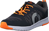 Footi - Stockwell Dark Blue/orange