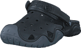 Crocs - Swiftwater Clog M Black/charcoal