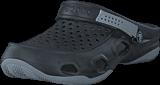Crocs - Swiftwater Deck Clog M Black/light Grey