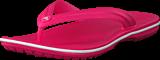 Crocs - Crocband Flip Paradise Pink/white