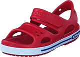 Crocs - Crocband Ii Sandal Ps Pepper/blue Jean