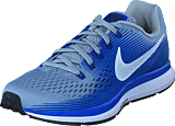 Nike - Nike Air Zoom Pegasus 34 Grey/white-blue-royal Blue-bl.