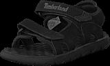 Timberland - Perkins Row 2-strap Blackout