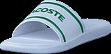 Lacoste - L.30 Slide 118 2 Wht/grn