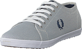 Fred Perry - Kingston Two Tone Nylon French Navy / French Navy