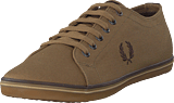 Fred Perry - Kingston Twill Almond/chocolate/sandstorm