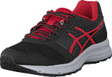 Asics - Patriot 9 Gs Black/fiery Red/white