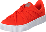 Svea - Anna Knot Sneaker Corall