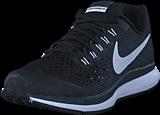 Nike - Nike Zoom Pegasus 34 Gs Black/white-dk Grey-anthracite