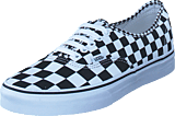 Vans - Ua Authentic Mix Checker Black/white