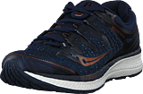 Saucony - Triumph Iso4 Navy/denim/copper