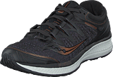 Saucony - Triumph Iso4 Black/denim/copper