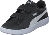 Puma - Puma Smash V2 L V Ps Puma Black-puma White