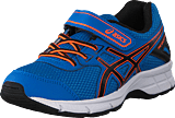 Asics - Pre Galaxy 9 Ps Blue/black/hot