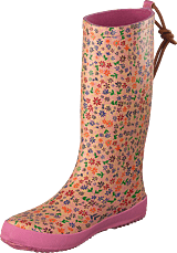 Bisgaard - Fashion Rubberboot Rose Flower
