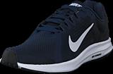 Nike - Downshifter 8 Navy / White