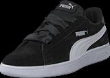 Puma - Puma Smash V2 Ribbon Jr Black/white